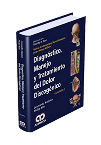 Livro Diagnostico, Manejo Y Tratamiento Del DolorDiscogenico Vol.3