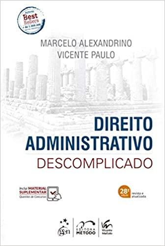 Livro Direito Administrativo Descomplicado