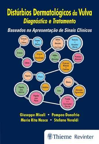 Livro Distúrbios Dermatológicos Da Vulva