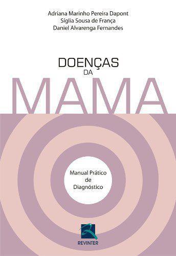 Livro Doenças Da Mama