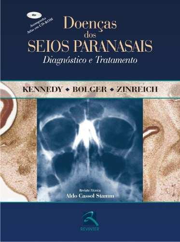 Livro Doenças dos Seios Paranasais