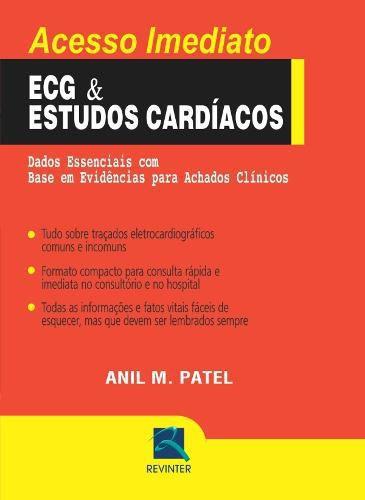 Livro Ecg E Estudos Cardíacos