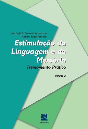 Livro Estimulação Da Linguagem E Da Memória