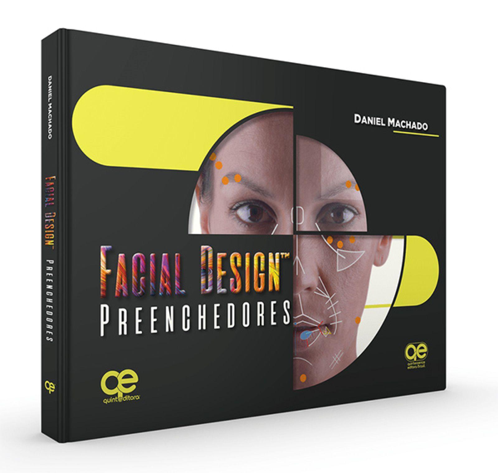 Livro Facial Design Preenchedores, Daniel Machado