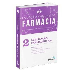 Livro Farmacologia - Coleção Manuais Da Farmácia Vols. 1 E 2