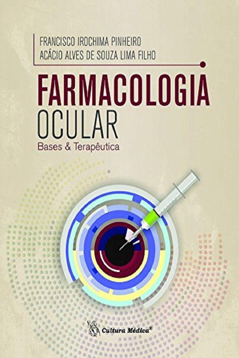 Livro Farmacologia Ocular: Bases e Terapêutica
