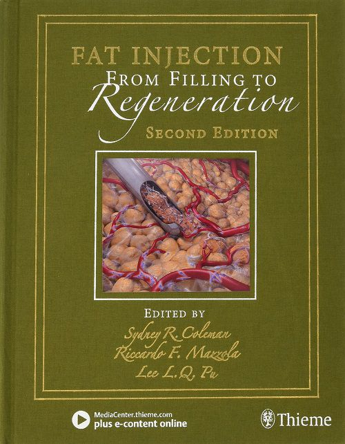 Livro Fat Injection: From Filling to Regeneration