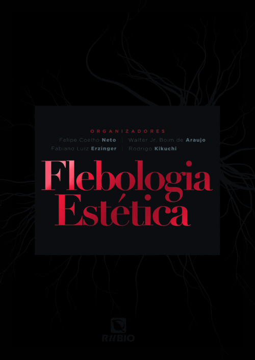 Livro Flebologia Estetica, 1ª Edição, 2019