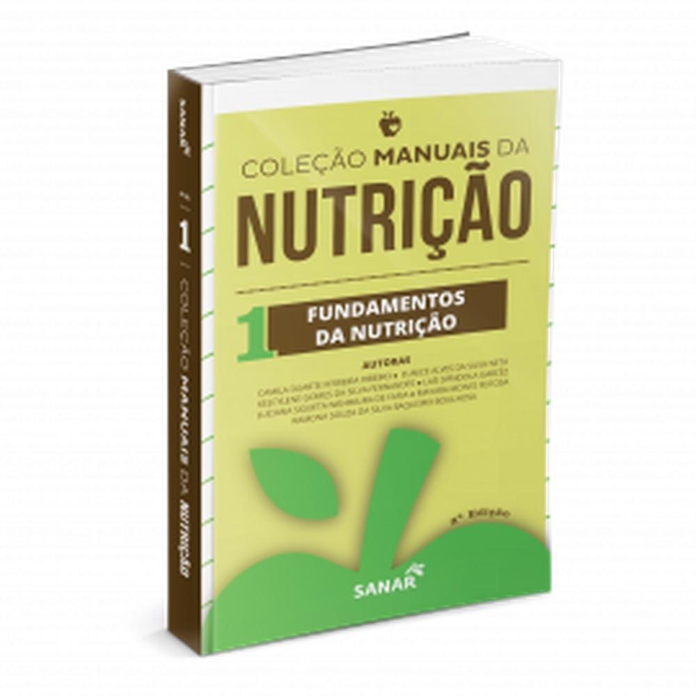 Fundamentos Da Nutrição Para Concursos E Resid 2ª Ed