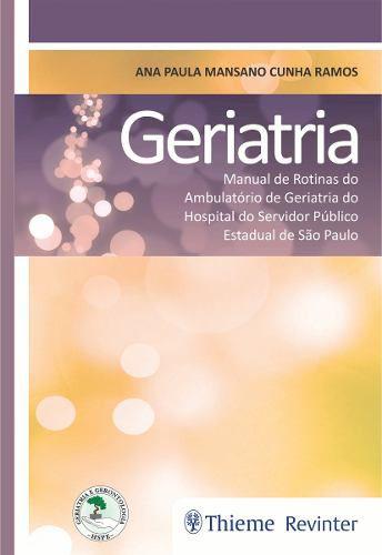 Livro Geriatria