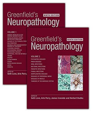 Livro Greenfields Neuropathology 2 Vols