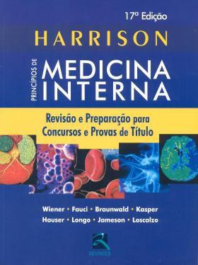 Livro Harrison - Princípios De Medicina Interna
