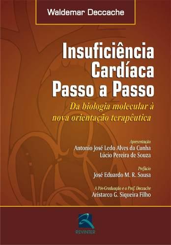 Livro Insuficiência Cardíaca Passo A Passo