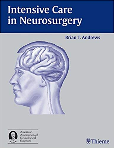 Livro Intensive Care in Neurosurgery