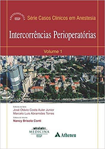 Livro Intercorrências Perioperatórias - Vol 1.