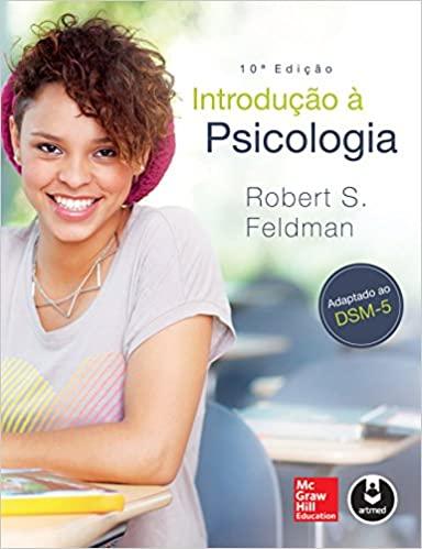 Livro Introdução à psicologia, 10ª Edição 2015