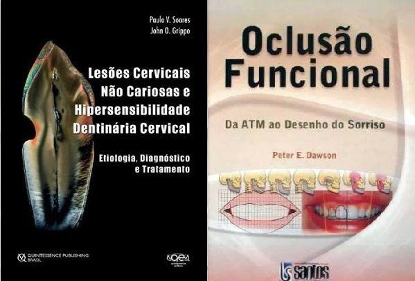 Livro Lesões Cervicais Não Cariosas e Oclusão Funcional