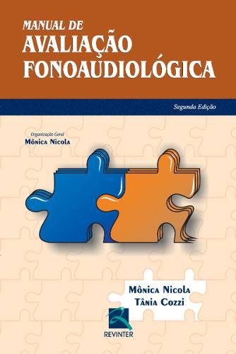 Livro Manual De Avaliação Fonoaudiológica
