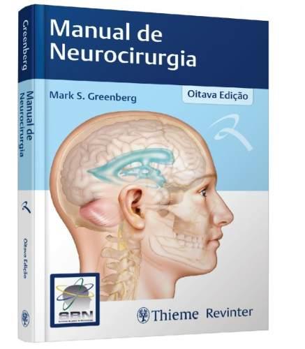 Livro Manual De Neurocirurgia