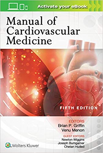 Livro Manual of Cardiovascular Medicine