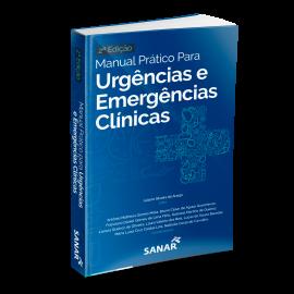 Manual Prático para Urgências e Emergências Clínicas 2ªEd