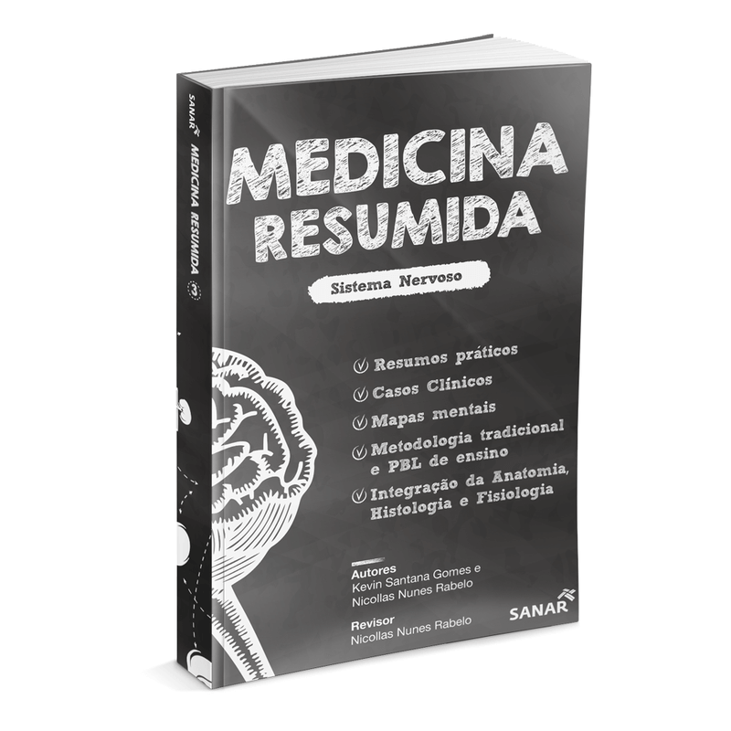 Medicina Resumida - Sistema Nervoso Vol3