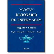 Livro Mosby Dicionário De Enfermagem