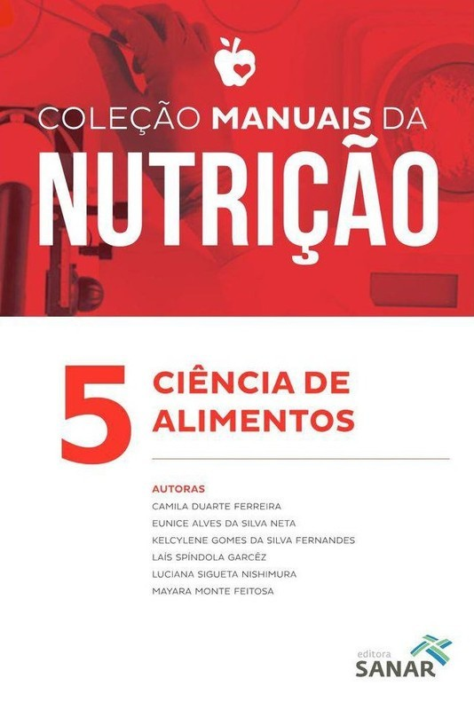 N5 - Ciência De Alimentos Para Concursos E Residências