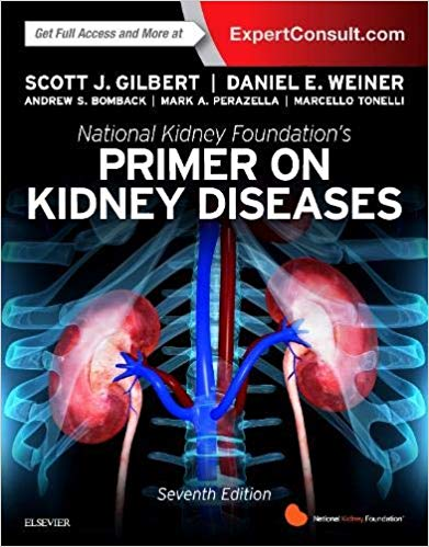National Kidney Foundation Primeron Kidney Diseases, 7ª ed