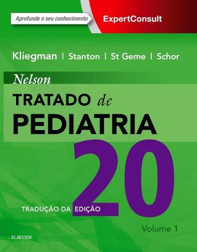 Livro Nelson - Tratado De Pediatria 2 Vols. 20 Edição