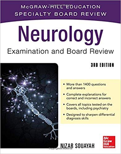Livro Neurology Examination and Board Review