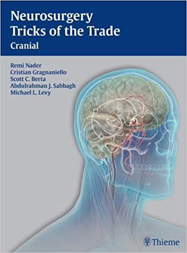 Livro Neurosurgery Tricks of the Trade - Cranial