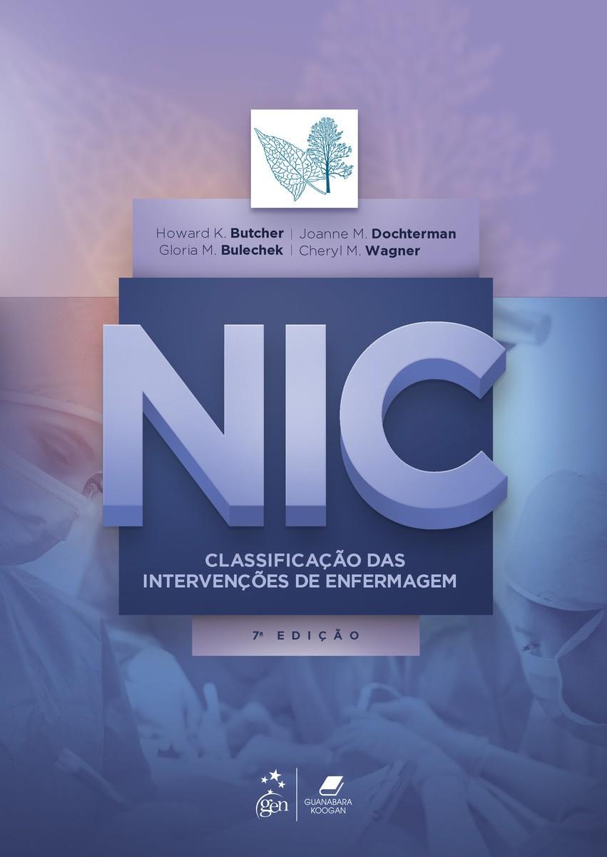NIC Classificação das Intervenções de Enfermagem, 2020