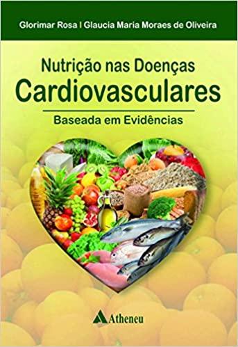 Livro Nutrição Nas Doenças Cardiovasculares