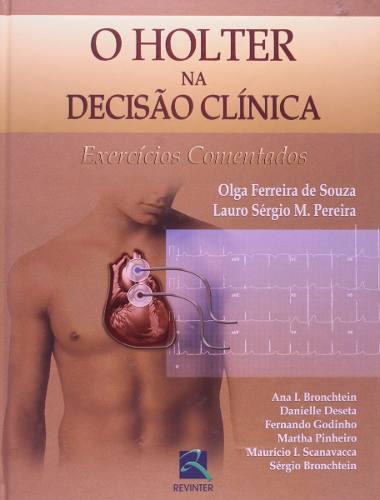 Livro O Holter Na Decisão Clínica