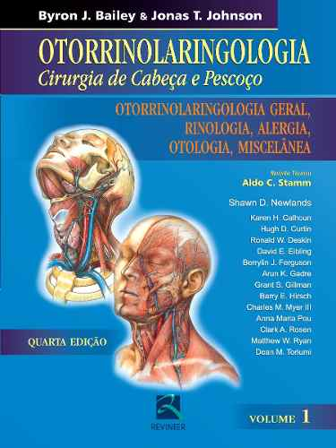 Livro Otorrinolaringologia