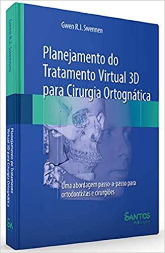 Livro Planejamento do Tratamento Virtual 3D para Cirurgia Ortognática