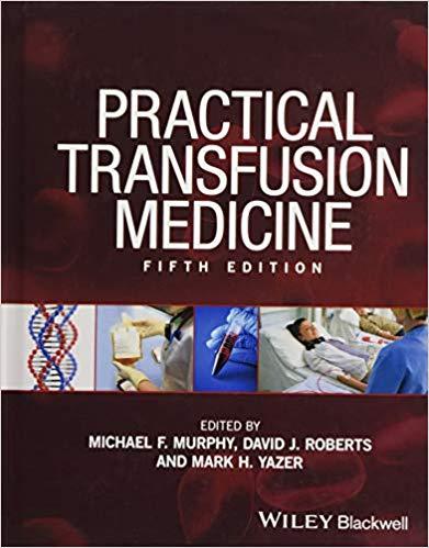 Livro Practical Transfusion Medicine