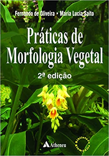 Livro Práticas De Morfologia Vegetal, 2ª Ed 2016