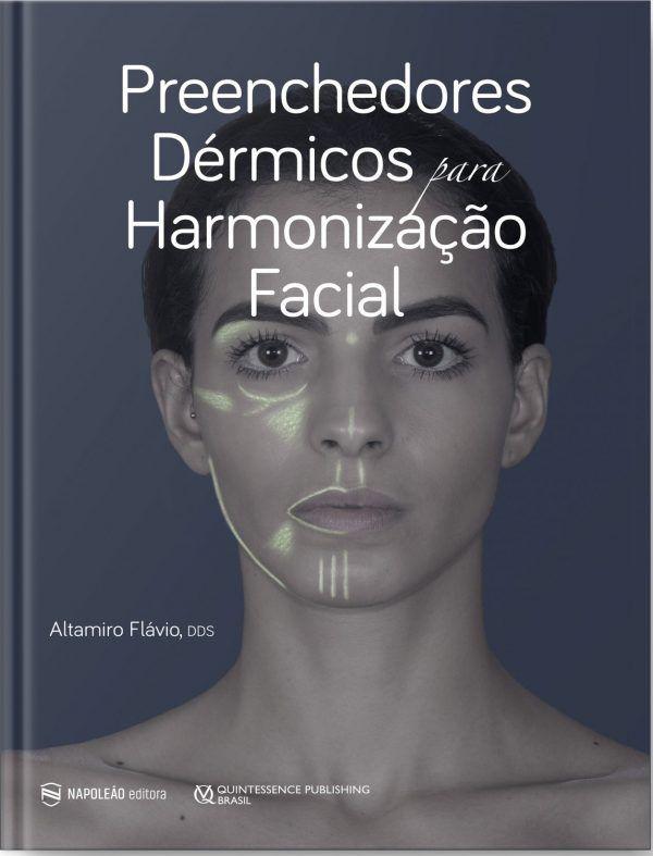 Livro Preenchedores Dérmicos para Harmonização Facial
