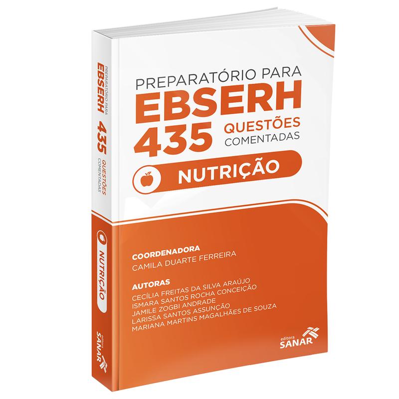Preparatório Para Ebserh Nutrição -435 Ques Comentadas