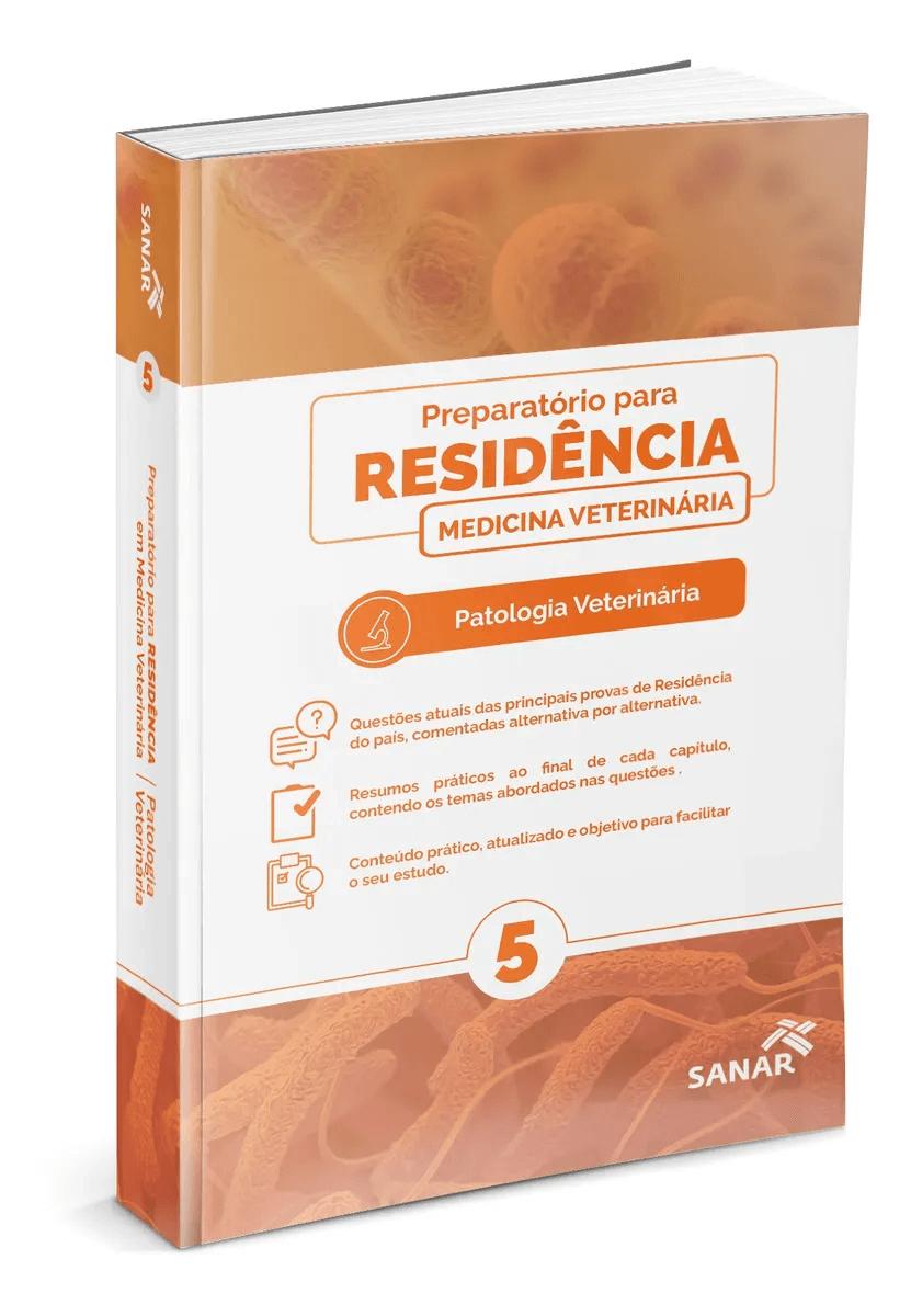 Livro Preparatório para Residência em Patologia Veterinária