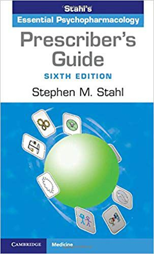 Livro Prescriber's Guide: Stahl's Essential Psychopharmacology