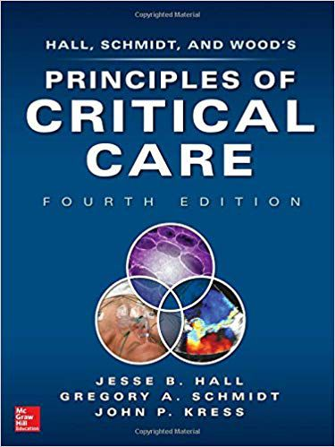 Livro Principles of Critical Care,4th Edition