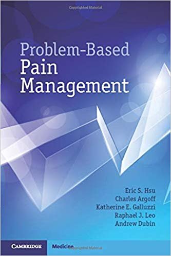 Livro Problem-Based Pain Management