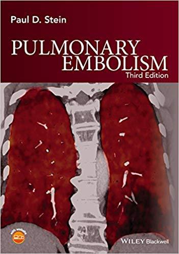 Livro Pulmonary Embolism