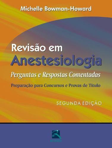 Livro Revisão Em Anestesiologia