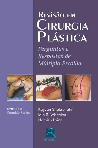 Livro Revisão Em Cirurgia Plástica