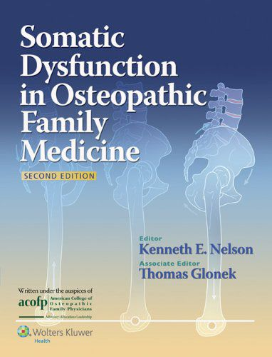 Livro Somatic Dysfunction In Osteopathic Family Medicine