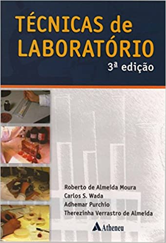 Livro Técnicas De Laboratório 3ª Ed